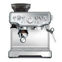 Sage BES870 Eszpresszó kávéfőző kávédarálóval + tejgőzölő
