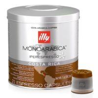 illy kapszula IPER espresso, MonoArabica Costa Rica, 21 adag
