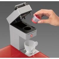 illy szemes koffeinmentes kávé, 250g