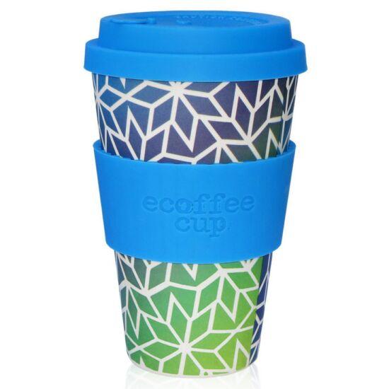 Ecoffee Cup hordozható kávéspohár- Stargate 400 ml