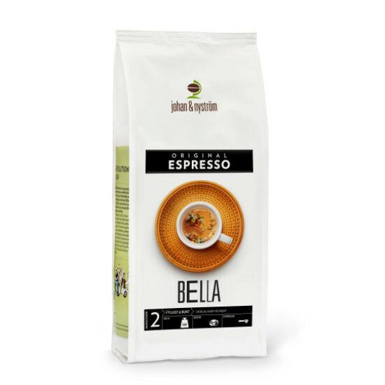 johan & nyström Espresso Bella szemes kávé, 500g