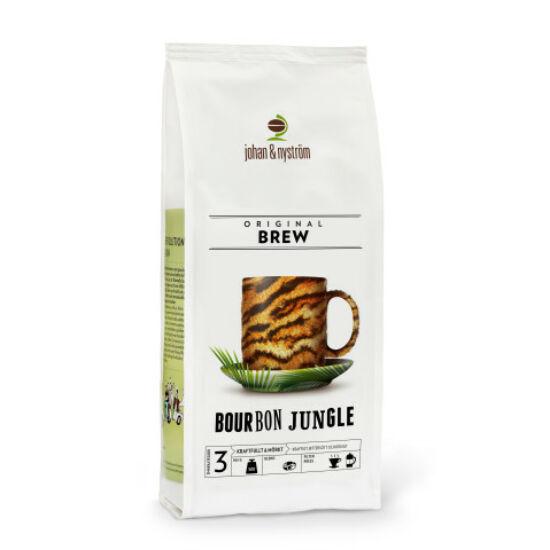 johan & nyström Bourbon Jungle szemes kávé, 500g