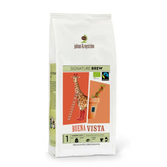 johan & nyström Buena Vista szemes kávé,500g
