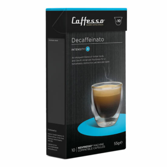 Caffesso Decaffeinato, 10db