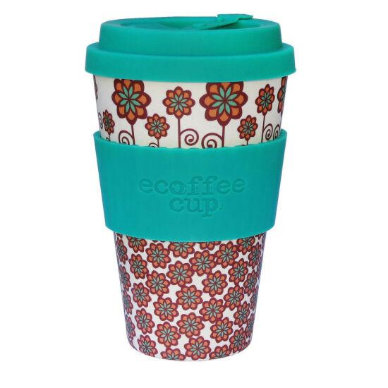 Ecoffee Cup hordozható kávéspohár-Stockholm 400ml