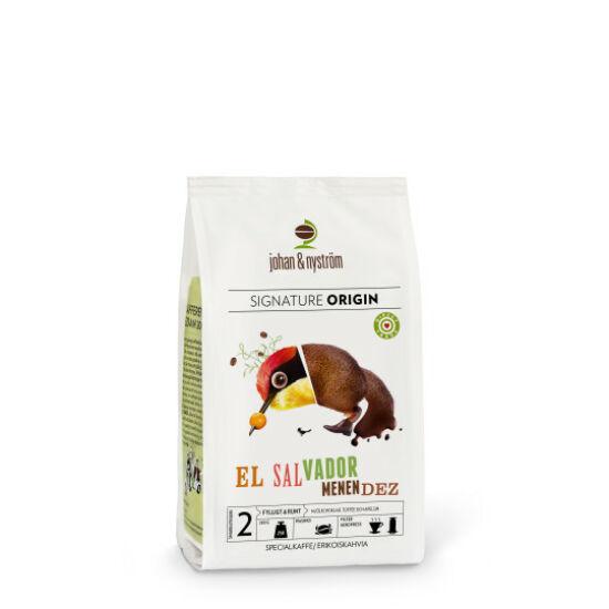 johan & nyström El Salvador Menendez szemes kávé, 250 g
