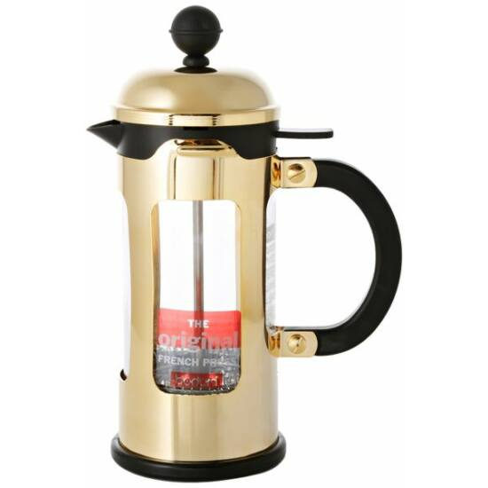 Bodum Chambord French Press 1,0L, arany