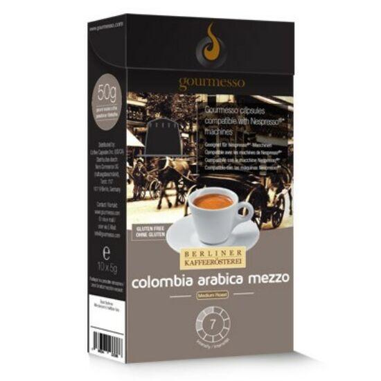 Gourmesso Colombia Arabica Mezzo