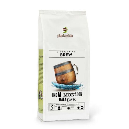 johan & nyström Indien Monsoon Malabar szemes kávé, 500 g