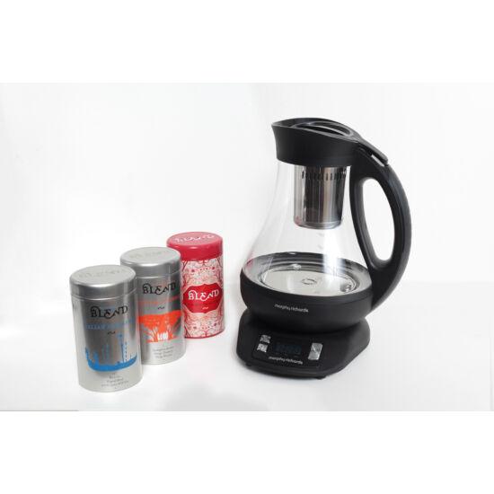 Morphy Richards Teafőző + tea válogatás