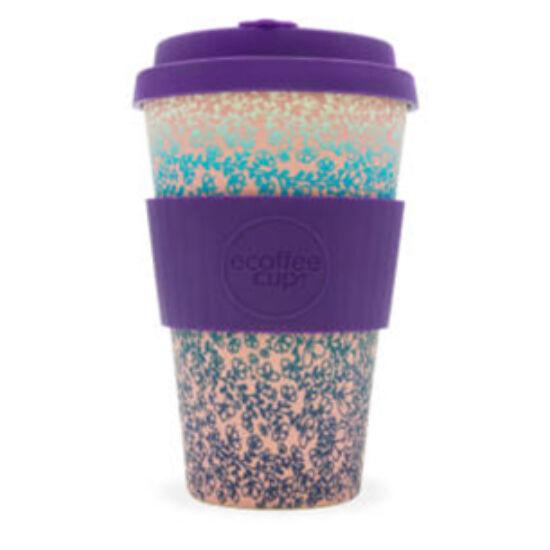 Ecoffee Cup hordozható kávéspohár - Miscoso Secondo - 400ml