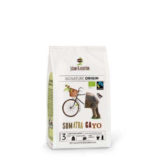 johan & nyström Sumatra Gayo Mountain szemes kávé, 250g
