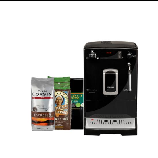 Nivona 626 CafeRomatica ,automata kávéfőző + ajándék kávécsomag