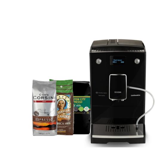 Nivona 757 CafeRomatica ,automata kávéfőző