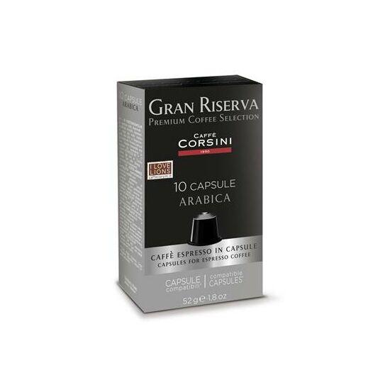Caffé Corsini Gran Riserva Arabica 10x5,2 g