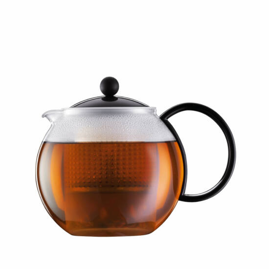 Bodum Assam teakészítő 1,0l fekete