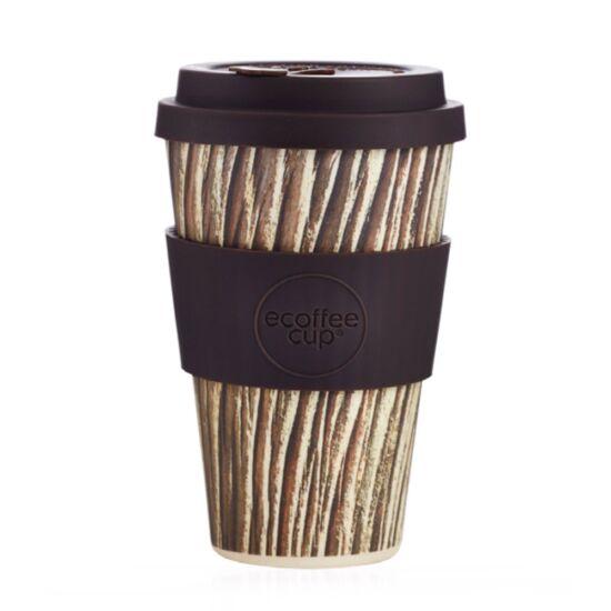 Ecoffee Cup hordozható kávéspohár - Baumrinde - 400ml