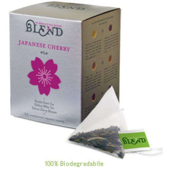Blend Japanese Cherry  tea ,15 db filter