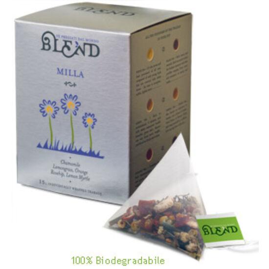 Blend Milla tea ,15 db filter