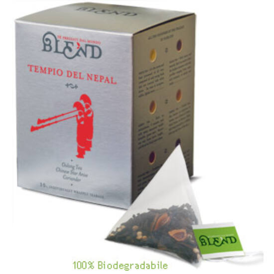Blend Tempio Del Nepal tea ,15 db filter
