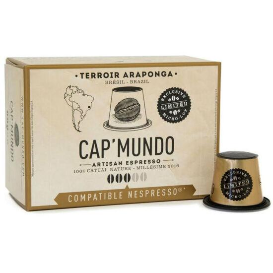 Cap'Mundo Araponga, 10db