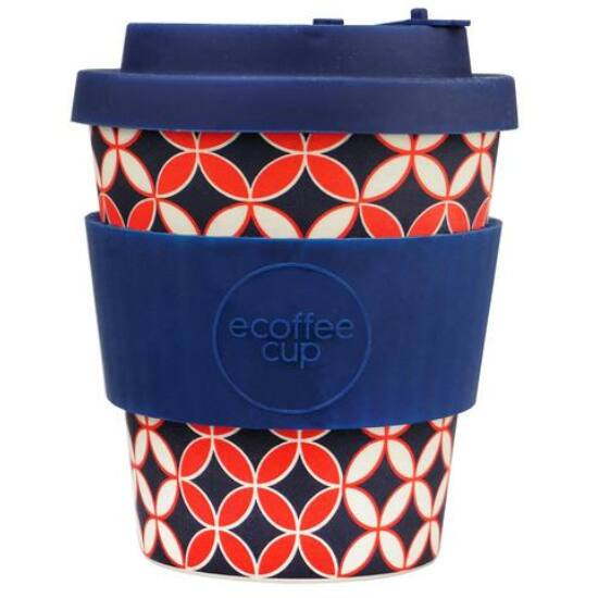 Ecoffee Cup hordozható kávéspohár- Master Spiros 240ml