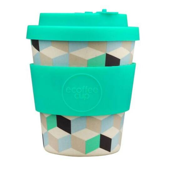 Ecoffee Cup hordozható kávéspohár- Frescher 240ml