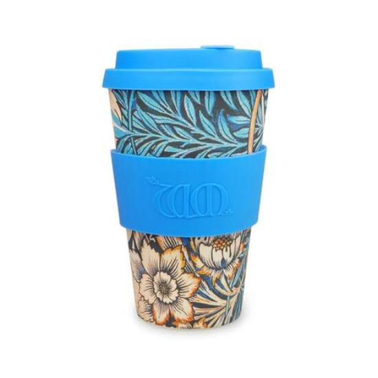 Ecoffee Cup hordozható kávéspohár- WM Lily  400ml