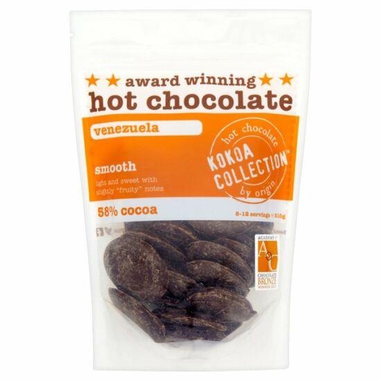Kokoa Collection Smooth Venezuela 58% Hot Chocolate