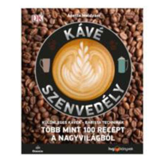 Kávészenvedély Könyv