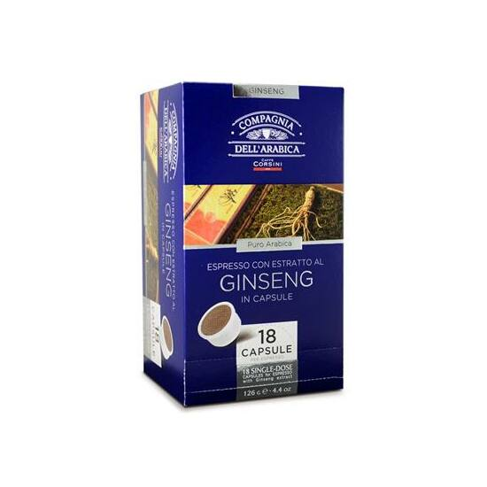 Caffé Corsini Decaf Lavazza Pod 18x7g