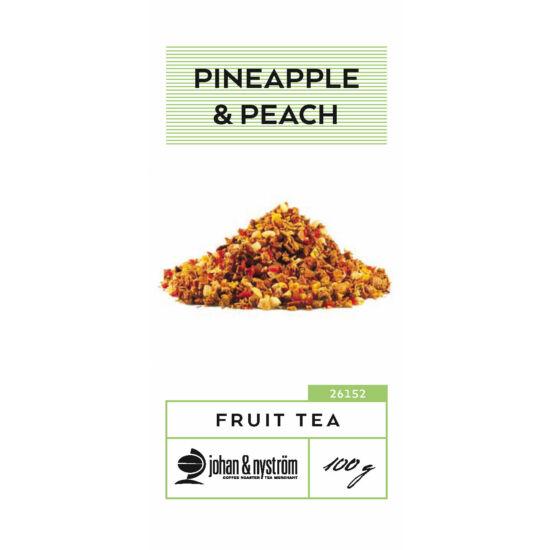 Johan & nyström Pineapple Peach gyümölcs tea