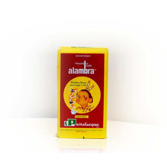 Passalacqua ALAMBRA őrölt kávé 250g