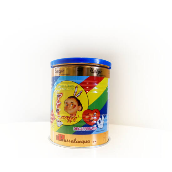Passalacqua DEUP CAN őrölt kávé 250g