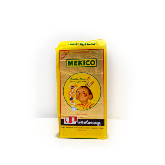 Passalacqua MEKICO őrölt kávé 250g