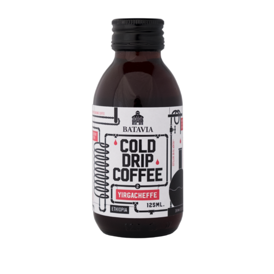 Batavia Dutch Coffee Etiop Yrgacheffe 125ml Cold Drip