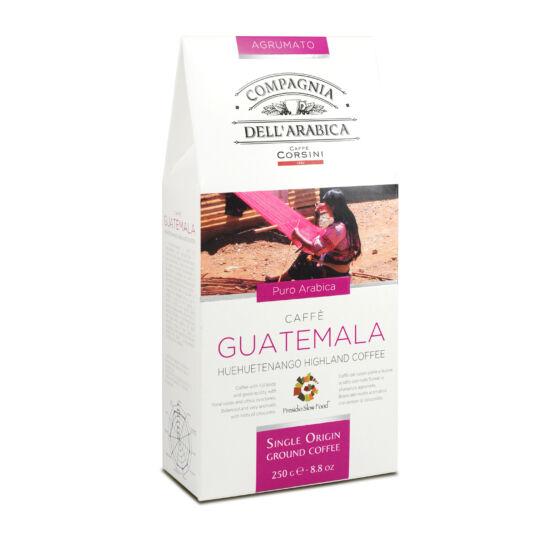 Caffé Guatemala Huehuetenango Highland Coffe őrölt kávé, 250g