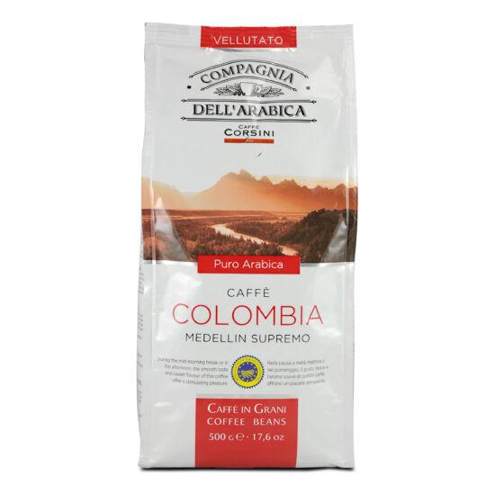 Caffé Colombia Medellin Supremo szemes kávé, 250g
