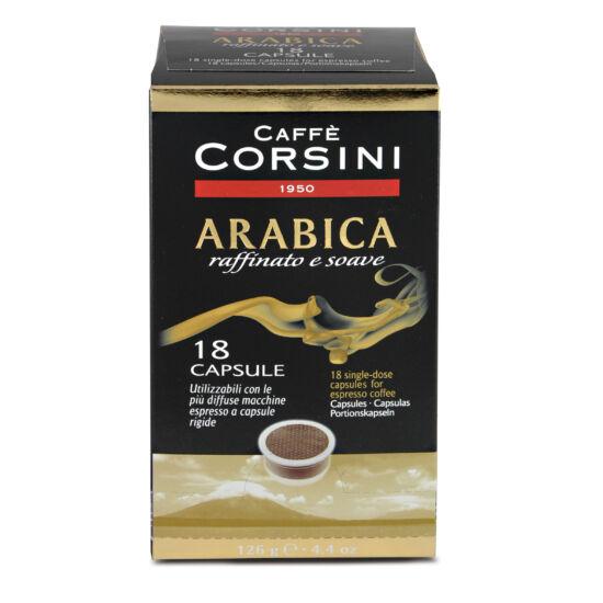 Caffé Corsini Arabica 18x7g