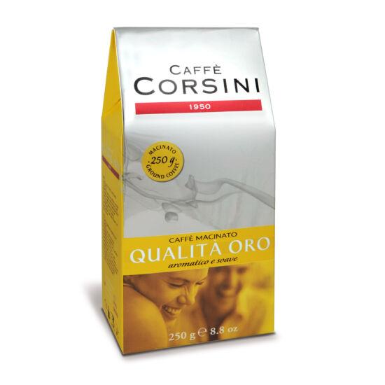 Caffé Corsini Qualitá Oro őrölt kávé, 250g