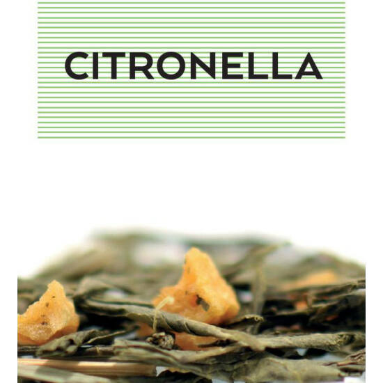 johan & nyström Citronella, ízesített zöldtea