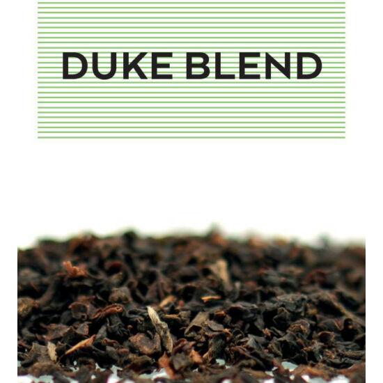 johan & nyström Duke blend, fekete tea keverék