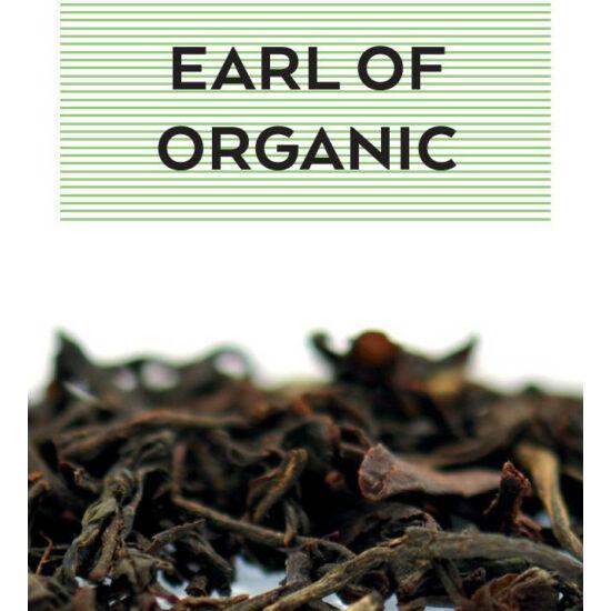 johan & nyström Earl of organic, fekete tea
