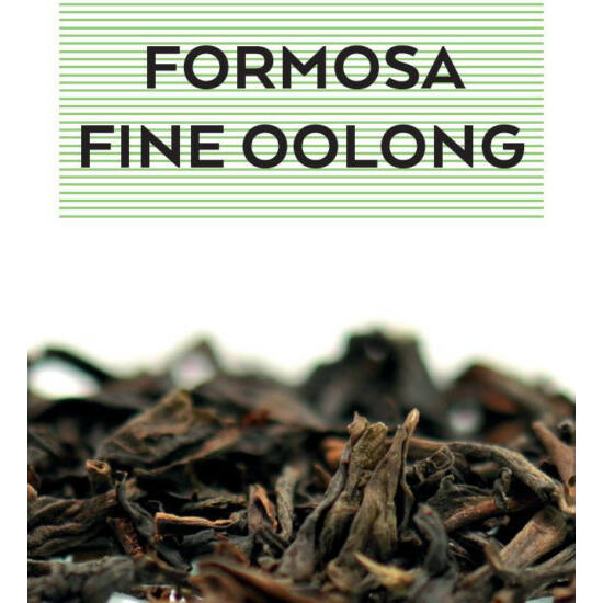 johan & nyström Formosa Fine Oolong, Oolong tea