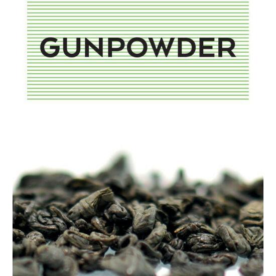 johan & nyström Gunpowder, zöld tea