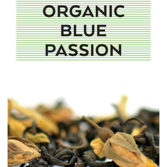 johan & nyström Organic Blue Passion, ízesített zöldtea