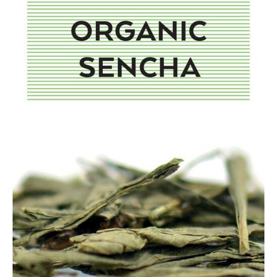 johan & nyström Organic Sencha, zöld tea