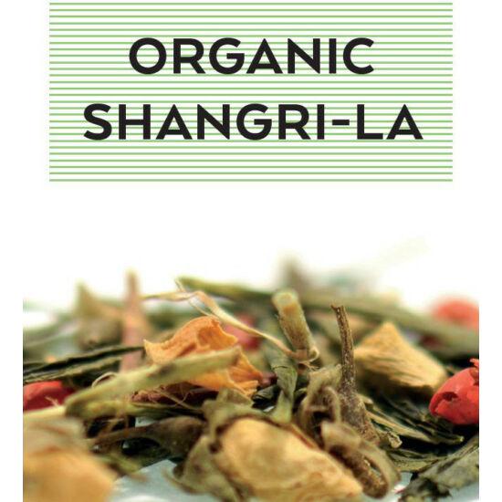 johan & nyström Organic Shangri-la, ízesített zöldtea