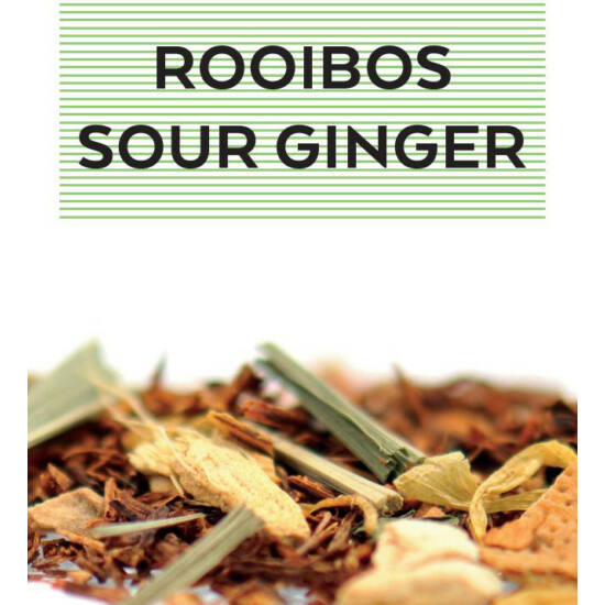 johan & nyström Rooibos Sour Ginger, Rooibos tea