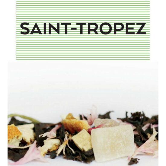 johan & nyström Saint-tropez, fekete tea